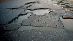 Финансирование ремонта дорог планируется довести до 20% от потребности