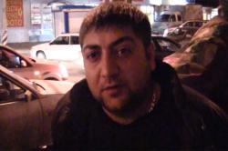 У подозреваемого в вымогательстве изъяли гранаты и пистолет
