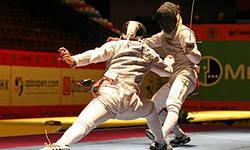 Саблисты - 2-е в Германии, самбисты выиграли две медали