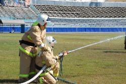 В области - 624 подразделения добровольной пожарной охраны