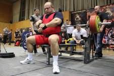 Саратовский пауэрлифтер установил новый мировой рекорд