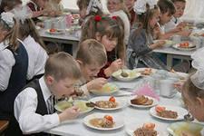 На школьное питание потрачено 243 млн рублей