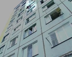 Первокурсник профлицея погиб, упав с девятого этажа