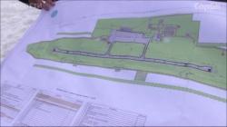 """Зампред Моисеев о строительстве аэропорта в Сабуровке: """"Все идет своим чередом"""""""