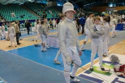 Саблисты завоевали 3 медали на международном турнире в Польше