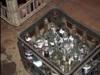 """Во время """"алкогольного рейда"""" изъято 863 бутылки со спиртными напитками"""