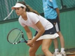 Ориентировщица - третья на КР, теннисистка сыграла в одном турнире с сестрами Уильямс