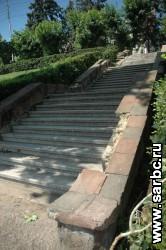 """Глаз народа"": ""странная"" лестница на набережной"