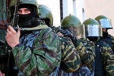 "Силовики отработали ""предотвращение теракта"" на воздушном транспорте"