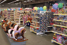 Детские товары могут начать продавать по спецкартам