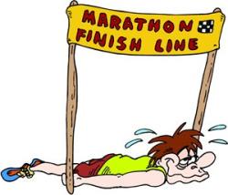 Пройдет лесной марафон