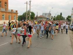 Под Пугачевом народная дружина дала отпор приезжим националистам