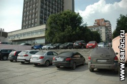 """Глаз народа"": парковка у Ротонды"