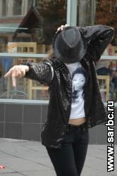 В Саратове отметили день рождения Майкла Джексона