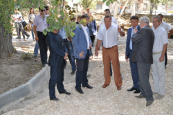 Планируется отремонтировать 60 тыс. кв.м. дворовых территорий