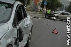 ДТП: Mitsubishi врезался в Opel