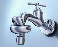Нет воды в трех микрорайонах