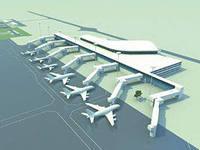 Завершены земляные работы для строительства взлетной полосы нового аэропорта