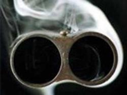 Алкоголик застрелился из ружья