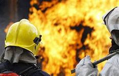 Человек пострадал при пожаре на ул. Челюскинцев