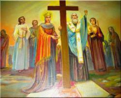 Сегодня - Воздвижение Креста Господня