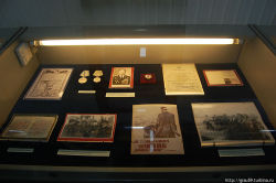 В Музее боевой славы состоится открытие выставки новых поступлений