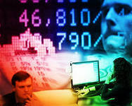 Рынок. На торгах - снижение ведущих индексов