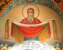 Верующие отпразднуют Покров