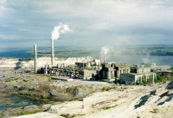 """""""Вольскцемент"""" обещает уменьшить пылевые выбросы и сделать взрывы направленными"""
