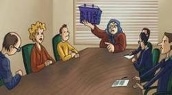 Председателей домовых советов отправят на курсы