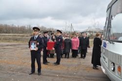 В Аркадаке перезахоронили солдата, пропавшего без вести 72 года назад