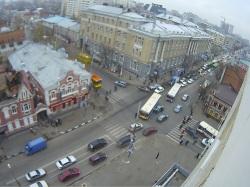На перекрестке Московской-Чапаева - ДТП с автобусом