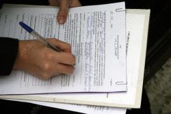 Перед продажей машины гражданин оплатил 136 штрафов ГИБДД