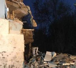 Мародеры украли стиральную машину и холодильник из аварийного дома