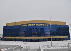 Первые соревнования во Дворце водных видов спорта обещаны в феврале