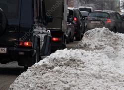 Прокуратура указала мэру на плохую уборку снега