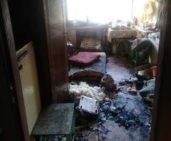 В пожаре на Шехурдина погиб пожилой мужчина