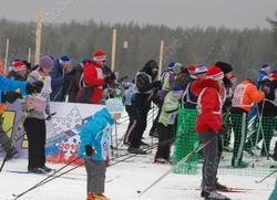 Из-за морозов продлена Саратовская лыжня
