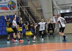 Гандболисты проиграли в Эстонии и выбыли из Кубка Европы
