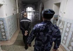 Арестант получил срок за нападение на сотрудника СИЗО
