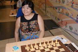 Шахматистка выиграла бронзу международного фестиваля