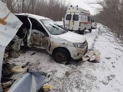 В ДТП у Жасминного пострадали 4 человека