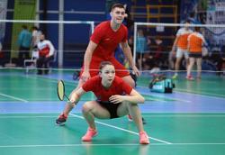 Бадминтонисты выиграли 14 медалей чемпионата России