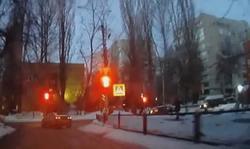 Полицейские проехали полгорода в погоне за пьяным водителем