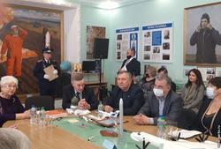Компания подарила оргтехнику народному музею имени Гагарина