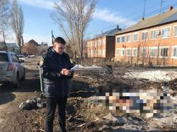 На мусорке найден труп умершей 3 месяца назад женщины