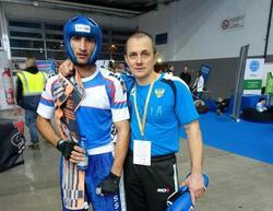 Кикбоксеры выиграли медали чемпионата России