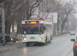 Мэрия: троллейбусы будут ходить чаще и дольше