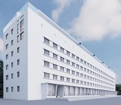 Градозащитники предложили превратить советскую гостиницу в элитный жилой комплекс