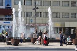 В Саратове начинается сезон фонтанов